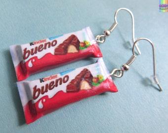 Kinder Bueno Earrings