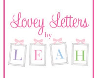 Letters for Lydia