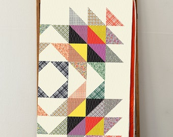 Calico Swing Quilt Pattern by Denyse Schmidt Quilts