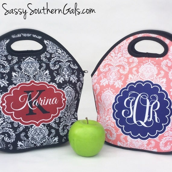 Lunch bag for women mothers day gift by sassysoutherngals