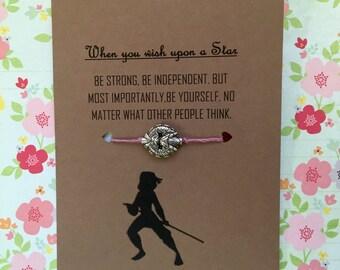 Mulan Wish Bracelet