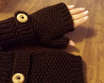 Arm Warmers, Ready to Ship, Fingerles Gloves, Women's Hand warmers,Gift