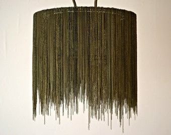 Metallic Designed Lighting Shade