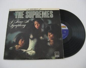 The Supremes - I Hear A Symphony - 1966