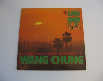 Wang Chung - To Live And Die In L.A. Soundtrack - 1985