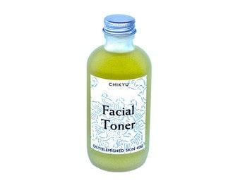 Oily Skin, Oil Control, Toner For Blemished Skin, Vegan Face Toner, Alcohol Free Toner, Facial Toner (Oily/Blemished Skin)