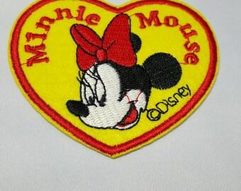Disney Minnie  Iron-On Patch