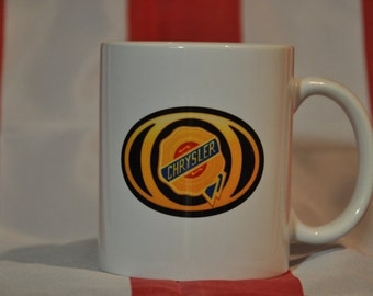 Chrysler mug