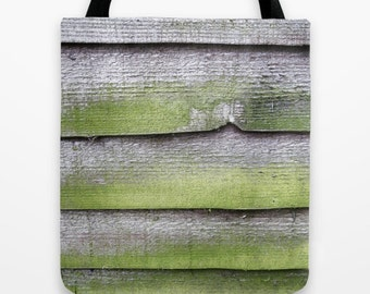 Farmers Market Bag - 18 x 18 Tote Bag - Market Bag - Market Tote - Tote Bag - Tote - Book Bag - Rustic - Green - Weekender Bag