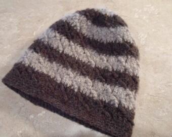100% wool slouch hat