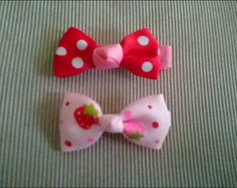 Hair clips 2 pack