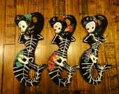 Day of the Dead mermaids