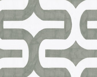 Gray Embrace Fabric - By The Yard - Boy / Girl / Gender Neutral