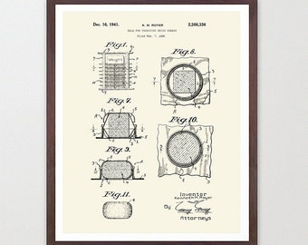 Cheese Patent Poster - Cheese Art - Cheese Mold - Cheese Lover - Cheese Poster - Cheese Patent Print - Dairy - Swiss - Brie - Fromage