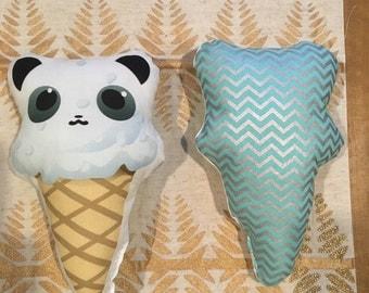 Panda Ursacream Plush (handmade)