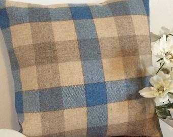 Handmade Pure Wool Cushion Cover