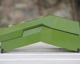 """Phone """"RIALTO"""" green designed by Giorgetto Giugiaro in 1960"""