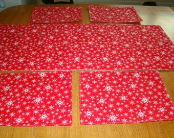 christmas placemats table mats table runner