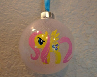 Fluttershy My Little Pony Ornament