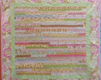 Honey Bun Quilt Pattern