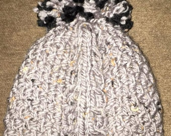 Devin's Knit Cabled Hat