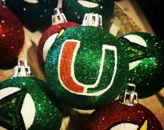 University of Miami Ornament