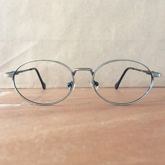 Wire Frame Vintage Eyeglasses / Eyewear / 80s