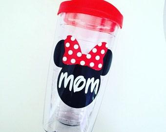 Mom Mouse Tumbler