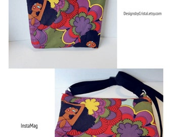 Natural Beauty Crossbody Bag