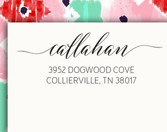 Return Address Labels, Transparent Return Address Stickers, Formal Address Stickers, Wedding Label