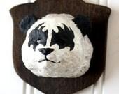 Gene Simmons Panda! - Small Mounted Animal Head