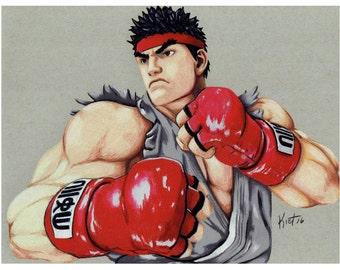 Ryu from Street Fighter V - Original