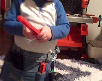 Little Boys Tool Belt