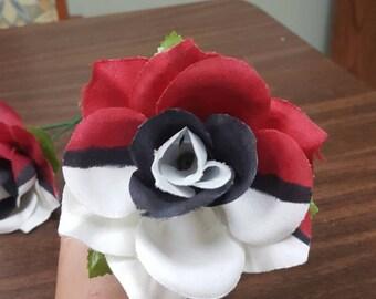 pokeball roses