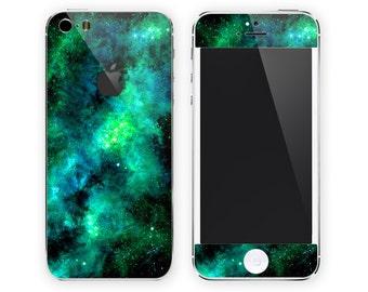 iPhone Case Alternative iPhone Skin iPhone Decal iPhone Sticker for iPhone 4 iPhone 4s iPhone 5 iPhone 5c iPhone 5s Greendust Stardus Galaxy