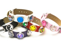 Kids Aww Snap Bracelet.  Bracelet only. Snap, popper, chunk, snap charm, children's jewelry, interchangeable