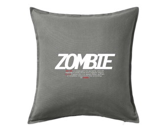 Monster Trilogy: Zombie Cushion