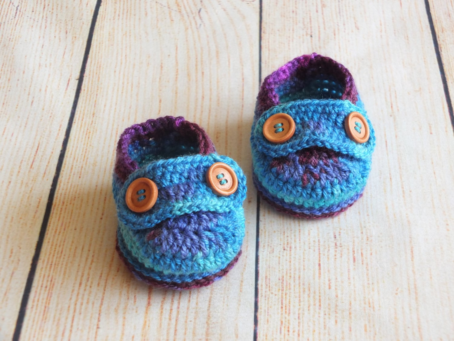 Baby Loafers Baby boy crochet shoes Newborn slippers