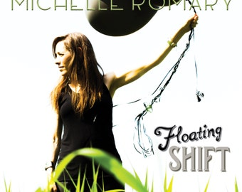 Autographed Floating Shift EP by Michelle Romary (2015)