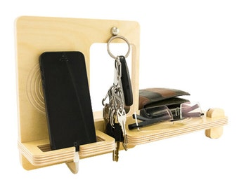 Docking Station - Gifts for Him / Unique Christmas Gifts / Docking and Stands / iPhone Docking Station / Featured Item