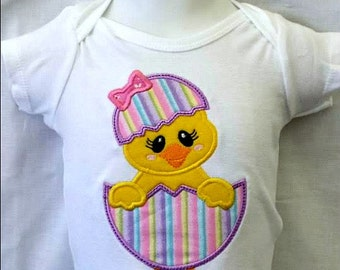 Chick Easter Shirt/Onesie