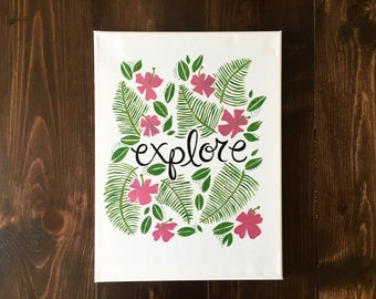 Explore Canvas