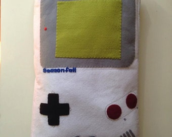 Cushion console Game boy