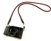 String Loop Non-adjust: Cord camera neck strap