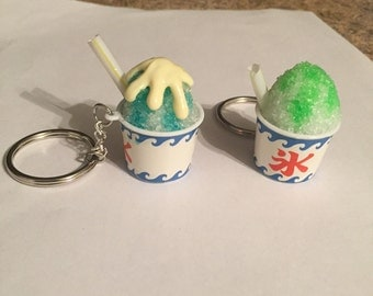 Shaved Ice Keychains!!