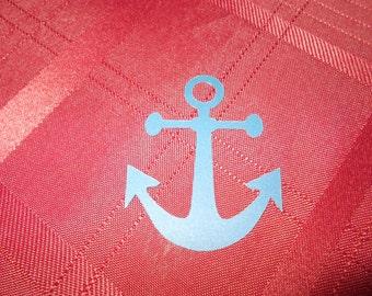25 Anchor Cardstock Scrapbooking Cutout Embellishments!