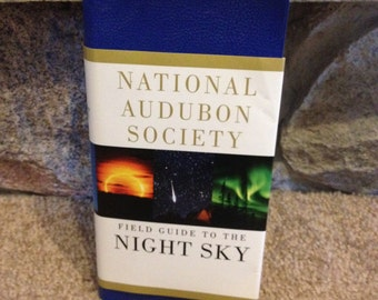 Alfred A. Knopf National Audubon Society Field Guide One Color Night Sky