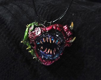 Heartbeast Crunch - MM Original Pendant