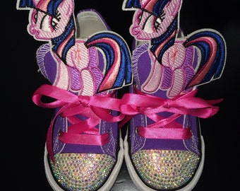 My Little Pony kicks