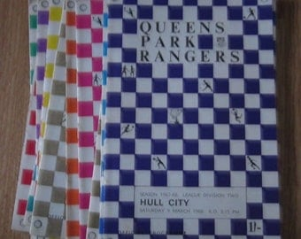 19 Queens Park Rangers HOME Football League And Cup